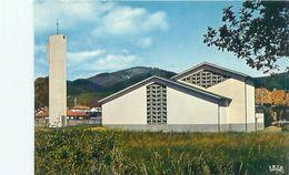 Cpsm -   Cernay - L 'Eglise De  Saint Esprit               Y44 - Cernay