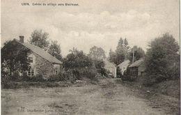 Libin - Entrée Village Vers Glaireuse - Edit. Duchêne - Libin
