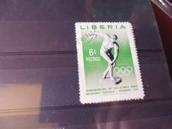 LIBERIA TIMBRE REFERENCE YVERT N°337 - Liberia