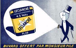 LECLANCHE LA PILE - Piles