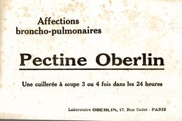 PECTINE OBERLIN - Produits Pharmaceutiques