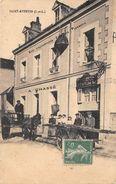 37-SAINT-AVERTIN- A CHASSE- COUVERTURES, ZINGUERIE, PLOMBERIE - Saint-Avertin
