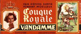BUVARD PAIN D'EPICE VANDAMME CLOVIS - Gingerbread