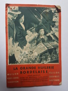 Catalogue De La Grande Huilerie Bordelaise Pub Huilor Croix Verte Savonor Orfévrerie Alphénide (Christofle) Phonographe - Advertising