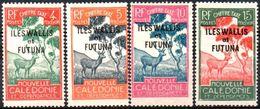 WALLIS & FUTUNA    Timbre-taxe  N°  __OBL VOIR  SCAN - Wallis And Futuna
