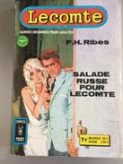 Comics Pocket Bandes Dessinees Pour Adultes Lecomte Salade Russe Pour Lecomte - Otros
