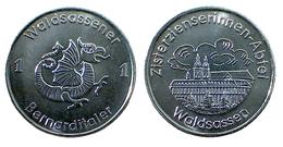 01086 GETTONE TOKEN JETON FICHA APOTHEKE TALER WALDSDSSENER BERNARDITALER - Allemagne