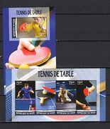 Niger 2016 Table Tennis MNH -(W) - Olympic Games
