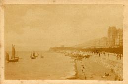 CDV, Eastbourne, Wish Tower, H.G.Inskipp, Photographer - Photos
