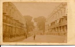 CDV, View Of Hastings? H.G.Inskipp, Photographer - Photos