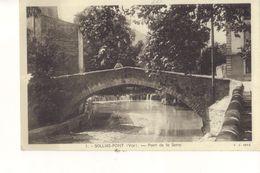 Cpsm 83 SOLLIES PONT - Sollies Pont