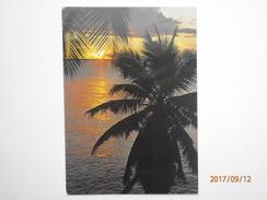 Postcard Seychelles Sunset On Mahe My Ref B21869 - Seychelles