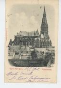 VALENCIENNES - Eglise Notre Dame - Valenciennes