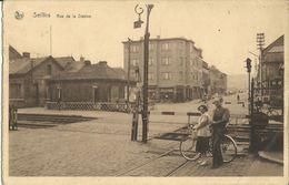Seilles -- Rue De La Station.   (2 Scans) - Andenne