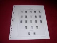 LOT DE 17 PAGES D 'ALBUM  MARINI   YVERT ET & TELLIER - Timbres