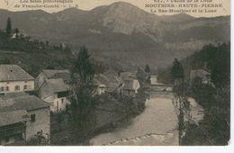 MOUTHIER-HAUTE-PIERRE , Le Bas Mouthier Et La Loue - Bon état - Autres Communes