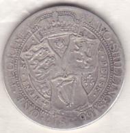 Grande Bretagne. One Florin 1899. Victoria ,en Argent - 1816-1901 : Frappes XIX° S.
