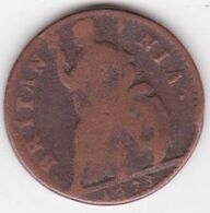 Grande Bretagne. Farthing  1675, Charles II, Cuivre - 1662-1816 : Antiche Coniature Fine XVII° - Inizio XIX° S.