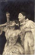 Couples - Le Gout.Postcard Via 1902 Geneve/Geneva Suisse - Couples