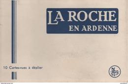 Carnet Complet De 10 Cartes Postales De La Roche En Ardenne - La-Roche-en-Ardenne