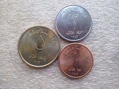 Afghanistan  1 - 5 Afghanis  2004-2005 UNC - Afghanistan
