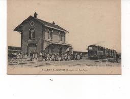 Ville En Tardenois  51   La Gare - Unclassified
