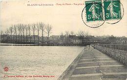 - Depts Div.-ref-TT757- Saone Et Loire - Blanzy Les Mines - Etang Du Plessis - Etangs - Edit. Ferrand - Bourg - Ain - - Sonstige Gemeinden