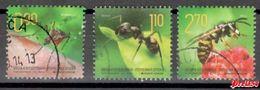Bosnia Srpska - Insects 2014 Set Used - Bosnia And Herzegovina