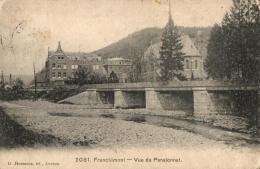 BELGIQUE - NAMUR - PHILIPPEVILLE - FRANCHIMONT - Vue Du Pensionnat. N°2081. - Philippeville