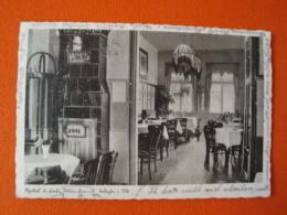 Telgte I.W., Hotel Und Cafe Kleinherne, Gelaufen 1938 - Telgte