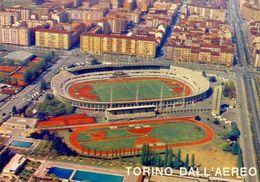 Torino - Dall'aereo - Lo Stadio Comunale - 385 - Formato Grande Non Viaggiata – E 2 - Stadiums & Sporting Infrastructures