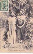 CPA CONGO BRAZZAVILLE Gabonaises Noir Nègre Négritude - Brazzaville