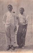 CPA CONGO BRAZZAVILLE Jeunes Boys Loango Noir Nègre Négritude - Brazzaville