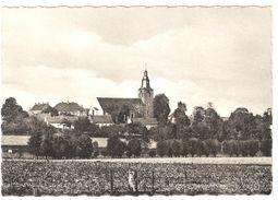Wannegem-Lede - Zicht Op Kerk En Klooster - Uitgave Huis Gabriëls, Dorp Wannegem-Lede - Kruishoutem
