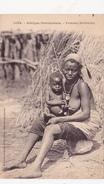 CPA Afrique Occidentale Femme Malinkée Type Noir Nègre Négritude - Postcards