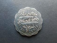 Bahamas 10 Cents 1998 - Bahamas