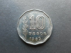 Argentina 10 Pesos 1963 - Argentine