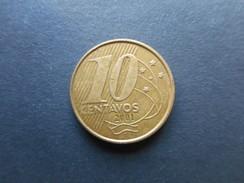 Brazil 10 Centavos 2001 - Brésil