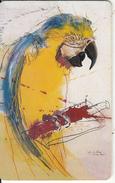 VENEZUELA(chip) - Parrot, 09/96, Used - Loros