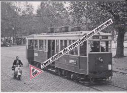 """Rame """"Marcinelle"""" Des Tramways Quittant Le Quartier Perrache, à Lyon (69) - - Altri"""