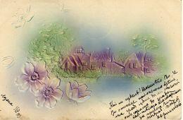 Vaud - Lausanne 1903.Relief Postcard - VD Vaud