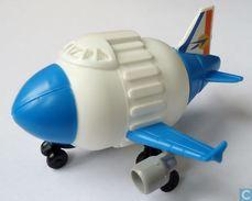 Ferraeroport Flugzeuge / Star Shuttle + BPZ - Maxi (Kinder-)
