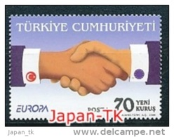 "TÜRKEI  Mi.Nr. 3519  EUROPA CEPT ""Integration"" 2006 - MNH - 2006"