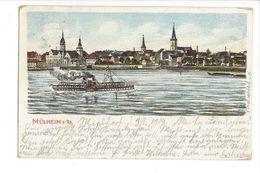 17572 - Mülheim A/Rh. Vapeur - Muelheim A. D. Ruhr