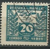 Paraguay    Aérien  - Yvert N° 60 Oblitéré    -  Bce7114 - Paraguay