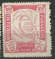 Paraguay      - Yvert N° 334 Oblitéré    -  Bce7118 - Paraguay