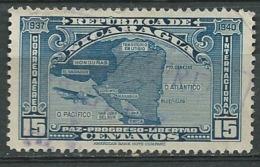 Nicaragua   - Aérien - Yvert N° 167 Oblitéré   -  Bce7127 - Nicaragua