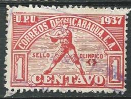 Nicaragua   -- Yvert N° 678 Oblitéré   -  Bce7128 - Nicaragua