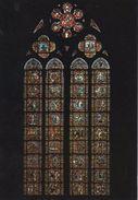 CLERMONT-FERRAND : Ancienne Chapelle Saint-Georges - Vitrail - Clermont Ferrand