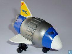 Ferraeroport Flugzeuge / Europa Jet + BPZ - Ü-Ei